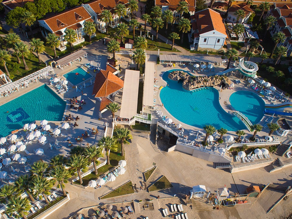 Отель Majesty Tarhan Сlub Beach