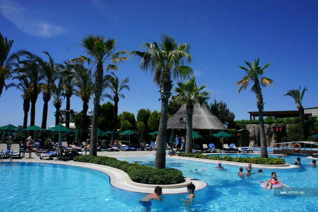 Отель Alva Donna Beach Resort Comfort